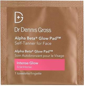 Dr. Dennis Gross Skincare Alpha Beta® Intense Glow Pad Self-Tanner for Face