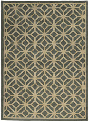 COVINGTON HOME Covington Home Lattice Rectangular Rug