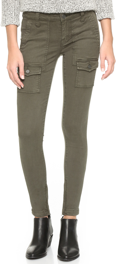 Green Jeans For Women - ShopStyle Australia