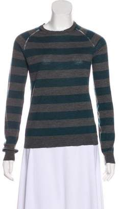 Zadig & Voltaire Striped Wool Top