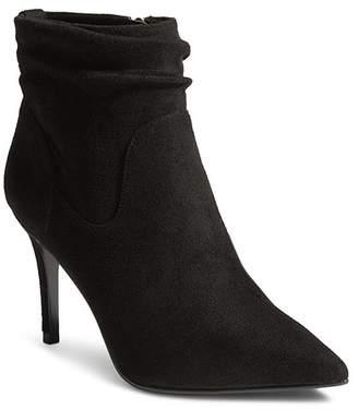 489e2a2cc41 Karen Millen Women's Ruched High-Heel Booties