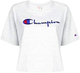 Champion logo embroidered T-shirt