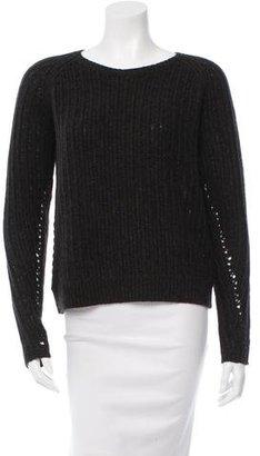 Inhabit Cashmere Crew Neck Sweater w/ Tags $125 thestylecure.com