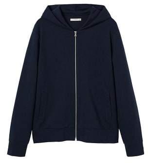 Mango Man MANGO MAN Zipped hoodie