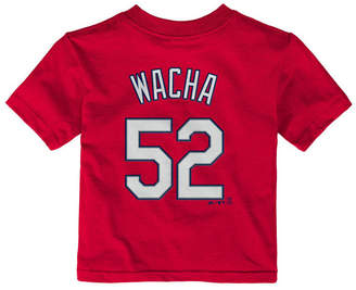 Majestic St. Louis Cardinals Mlb Infant Official Player T-Shirt Michael Wacha