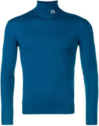Raf Simons slim-fit rollneck sweater