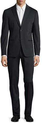 DKNY Slim-Fit Notch Lapel Suit