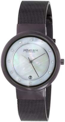 Johan Eric Women's JE6000-05-009B Arhus Stainless Steel Watch