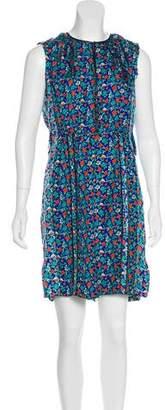 Marc Jacobs Sleeveless Knee-Length Dress
