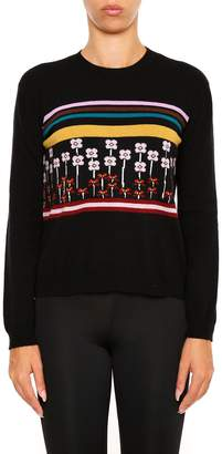 Valentino Wool And Cashmere Pullover