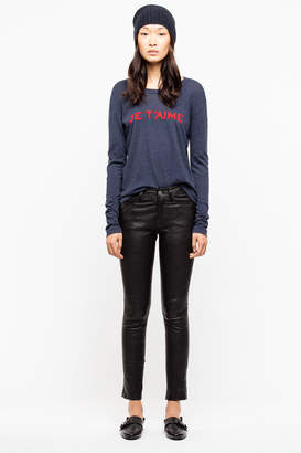 Zadig & Voltaire Willy Chine T-Shirt