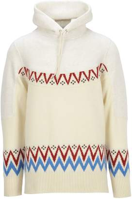 Sacai Hooded Sweater
