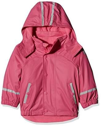 Sterntaler Baby Girls' Regenjacke Mit Innenjacke Waterproof Jacket