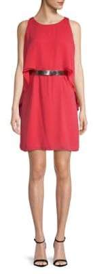 Halston Convertible Popover Dress