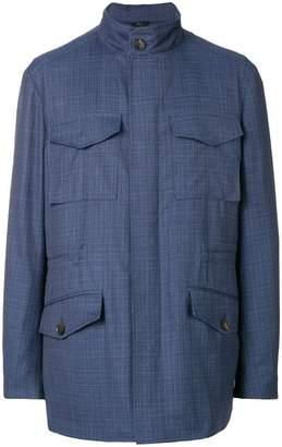 Brioni cargo jacket