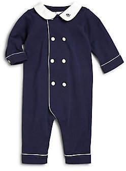 Ralph Lauren Baby Boy's Pima Cotton Coverall