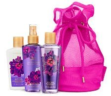 Victoria's Secret Take Me Away Travel Essentials Love Spell $25.99 thestylecure.com