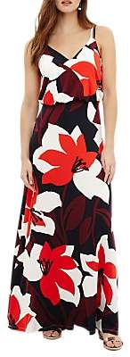 Phase Eight Lana Floral Print Maxi Dress, Multi