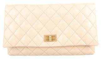 Chanel 2018 Reissue Quilted Clutch