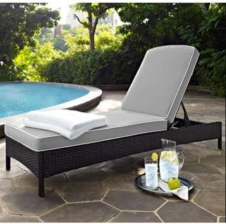 Mercury Row Belton Chaise Lounge with Cushion