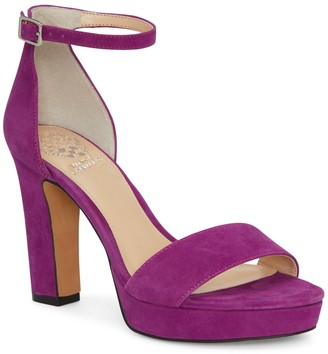 Sathina Platform Sandal