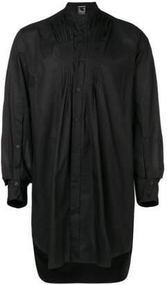 Ann Demeulemeester gathered oversized shirt