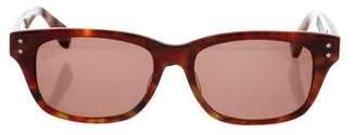 Derek Lam Parker Tortoiseshell Sunglasses
