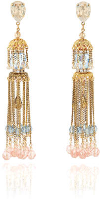 Erickson Beamon Ingenue Crystal Earrings