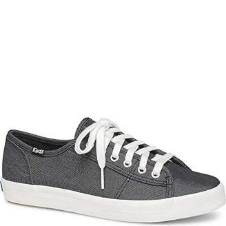981ac060f51 Keds Women s Kickstart Shimmer Chambray Sneaker