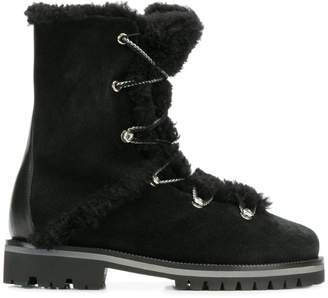 Yves Salomon Accessories high-top hiking boots