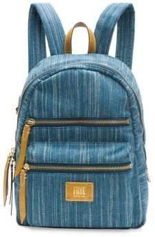 Frye Ivy Denim Backpack