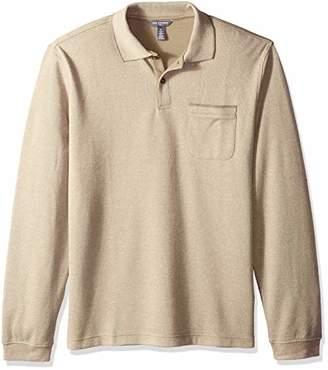 Van Heusen Men's Flex Jaspe Polo Shirt