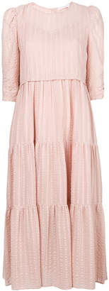 See by Chloe textured dress