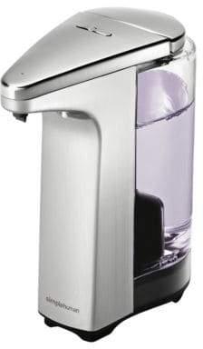 Simplehuman Compact Sensor Soap Pump in Brushed Nickel