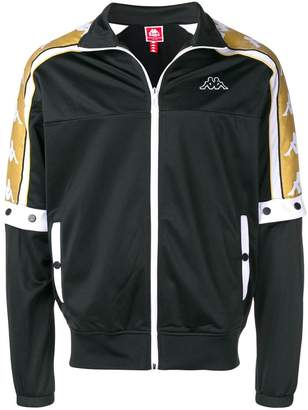 Kappa Arany detachable sleeves track jacket