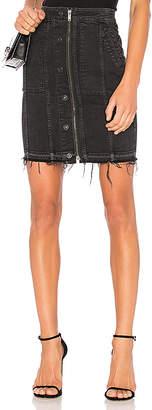DL1961 Poppy Denim Skirt.