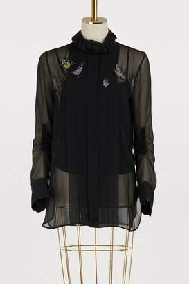 Carven Insect shirt