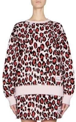 Kenzo Leopard Print Pullover