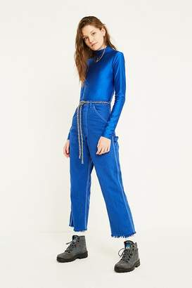 Urban Renewal Vintage Originals Cropped Deep Blue Stan Ray Trousers