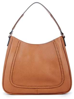 Sole Society Sarafina Faux Leather Shoulder Bag