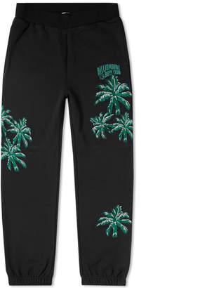 Billionaire Boys Club Palm Embroidered Sweat Pant