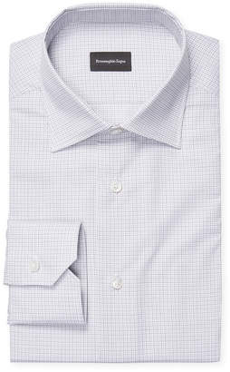 Ermenegildo Zegna Printed Dress Shirt