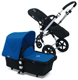 Bugaboo Cameleon3 Tailored Fabric Set, Royal