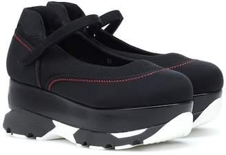 Marni Scuba flatform sneakers