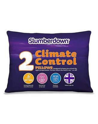 Slumberdown Climate Control Pillows