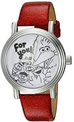 EWatchFactory Women's 'Sesame Street' Quartz Metal Casual Watch