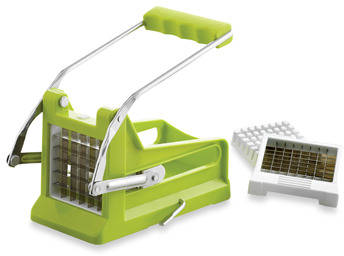 Bed Bath & Beyond Super Slice Deluxe French Fry Cutter with Suction Base