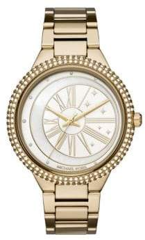Michael Kors Taryn Stainless Steel Bracelet Watch