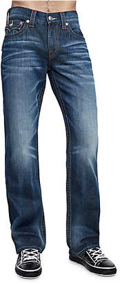 True Religion BOOTCUT FIT OLD MULTI STITCH JEAN