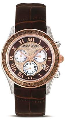 Bloomingdale's Marco Moore Swiss Made Chronograph, 41mm